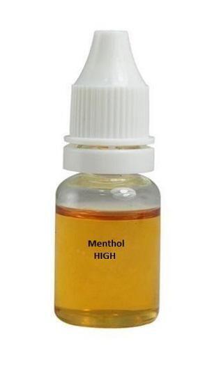 Menthol Refill E-Cigarette E-liquid