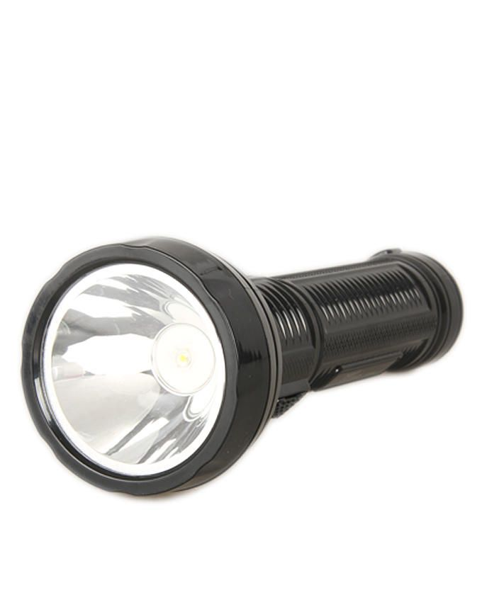 Rechargeable TorchLight-Black