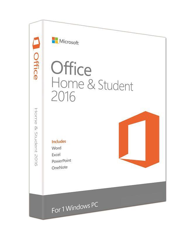 Office Home & Student 2013 - 79G-03569 32-bit/x64 English DVD
