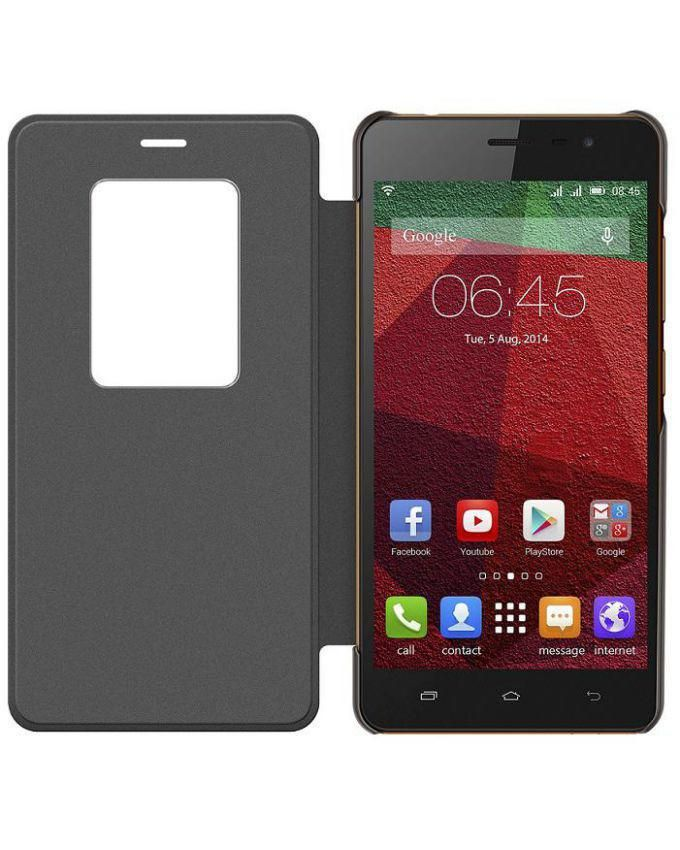 Infinix Hot Note Smart Cover - Black By Infinix