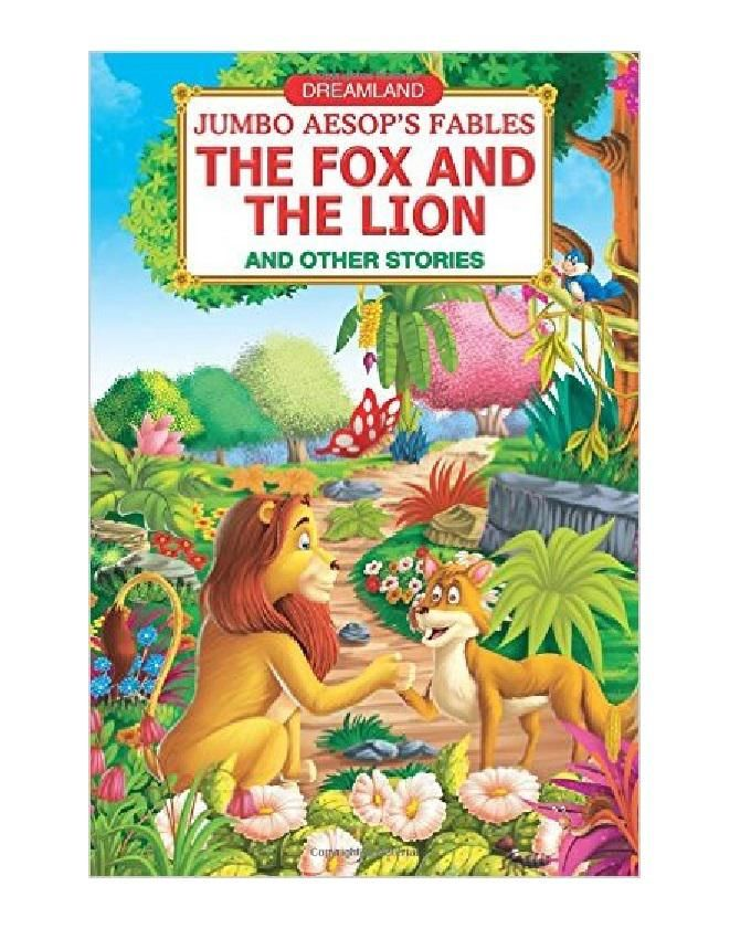 JUMBO AESOP'S FABLES: THE FOX AND THE LION, AND OTHER STORIES