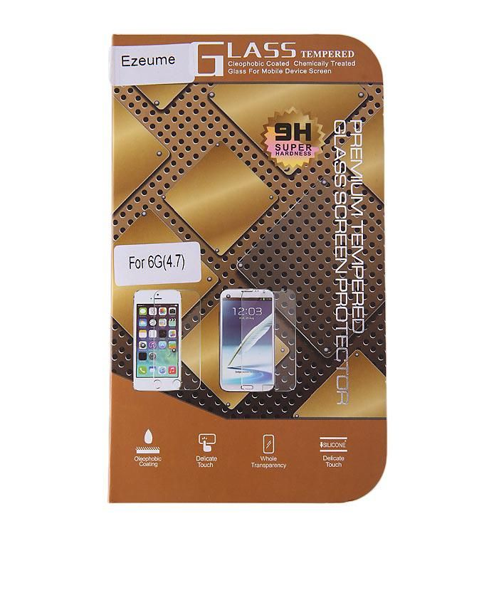 Tempered Glass Screen Guard for iPhone 6