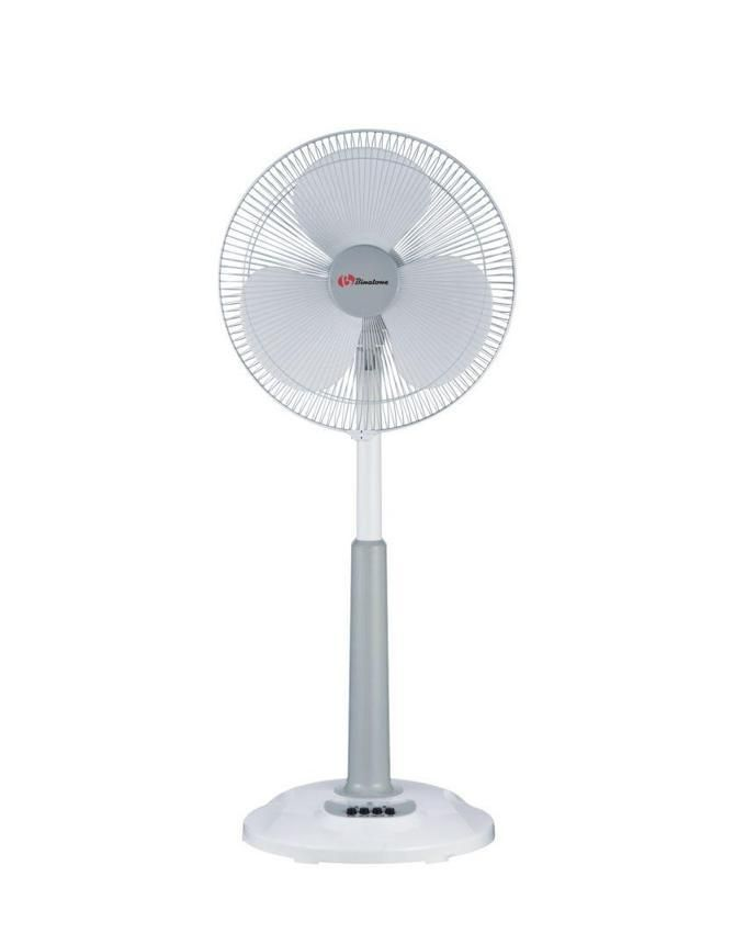 Rechargeable Standing Fan - RSF-1602