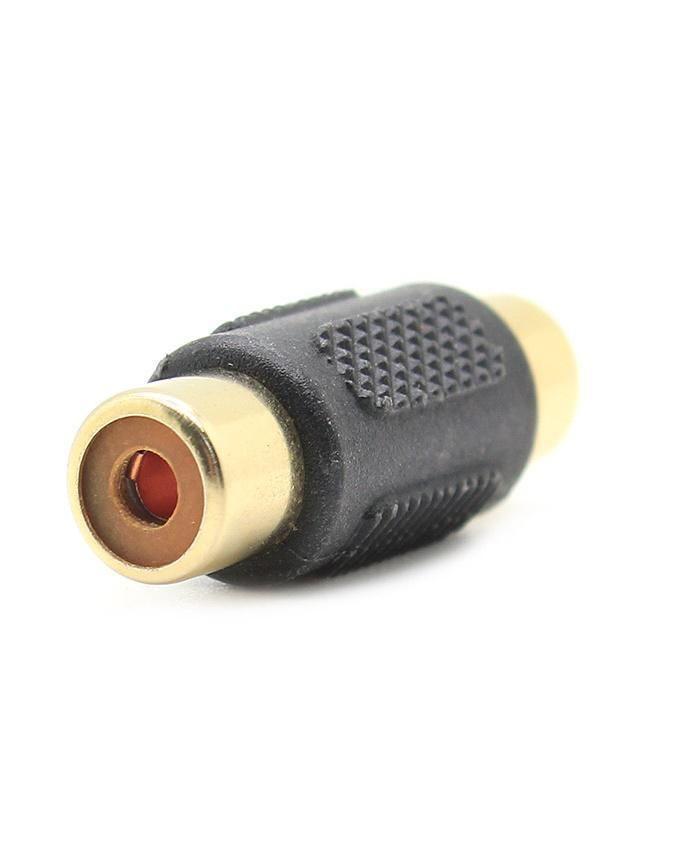 AV Adapter- Black