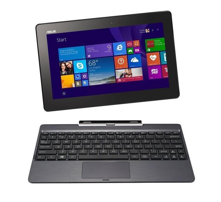 T100TAF-BING-DK006B Intel Baytrail (1GB,32GB eMMC) 10.1-Inch Windows 8 Laptop