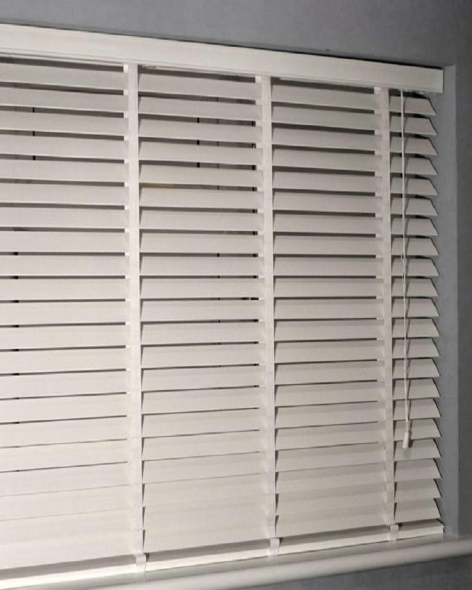 Wooden 50mm Hardwood Venetian Blinds