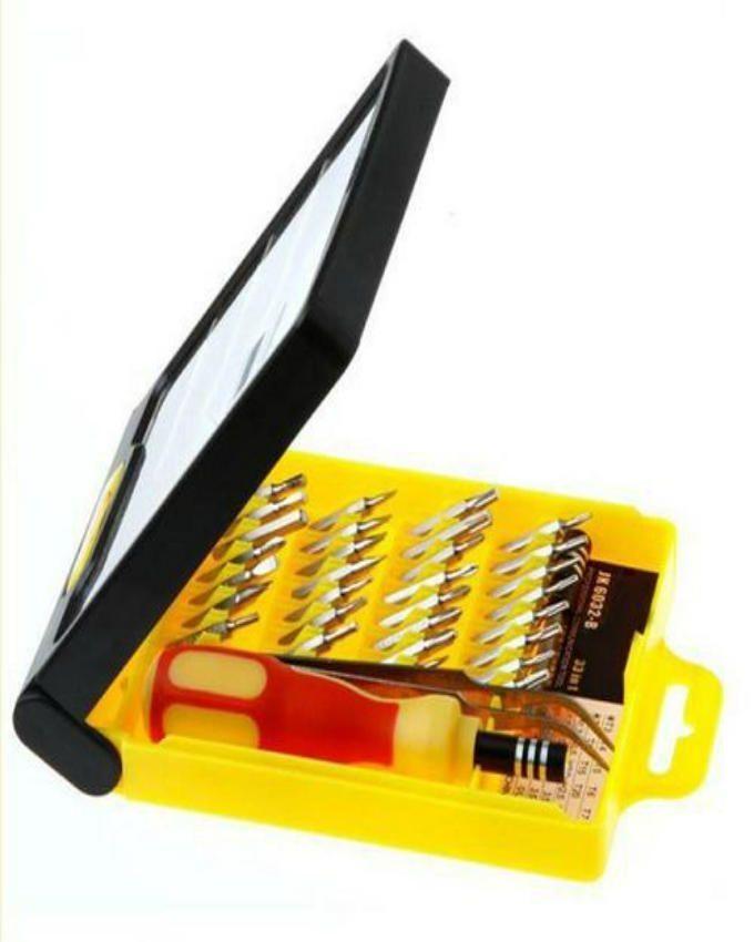 jackly precision screwdriver kit 32 in 1 buy online jumia nigeria. Black Bedroom Furniture Sets. Home Design Ideas