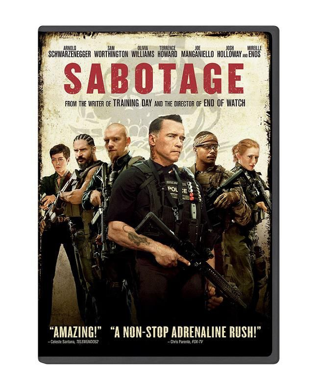 Sabotage (DVD)