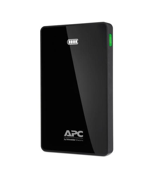 Mobile Power Pack 10000mAh Li-polymer - Black