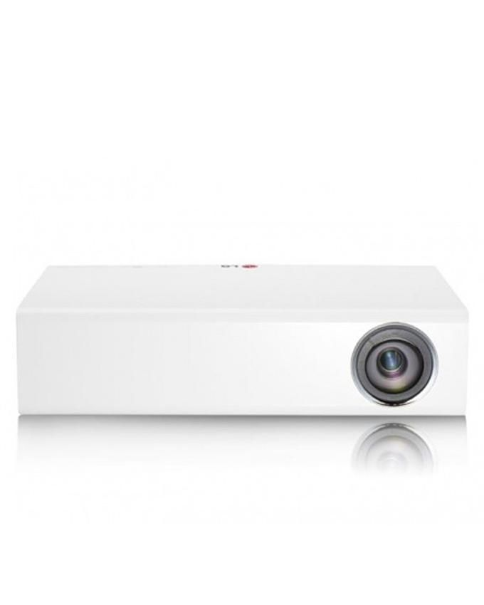 PB60G Micro-Portable LED Projector - White