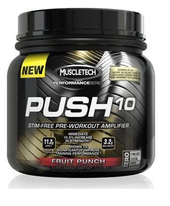 Push 10 Fruit Punch Amplifier 479g