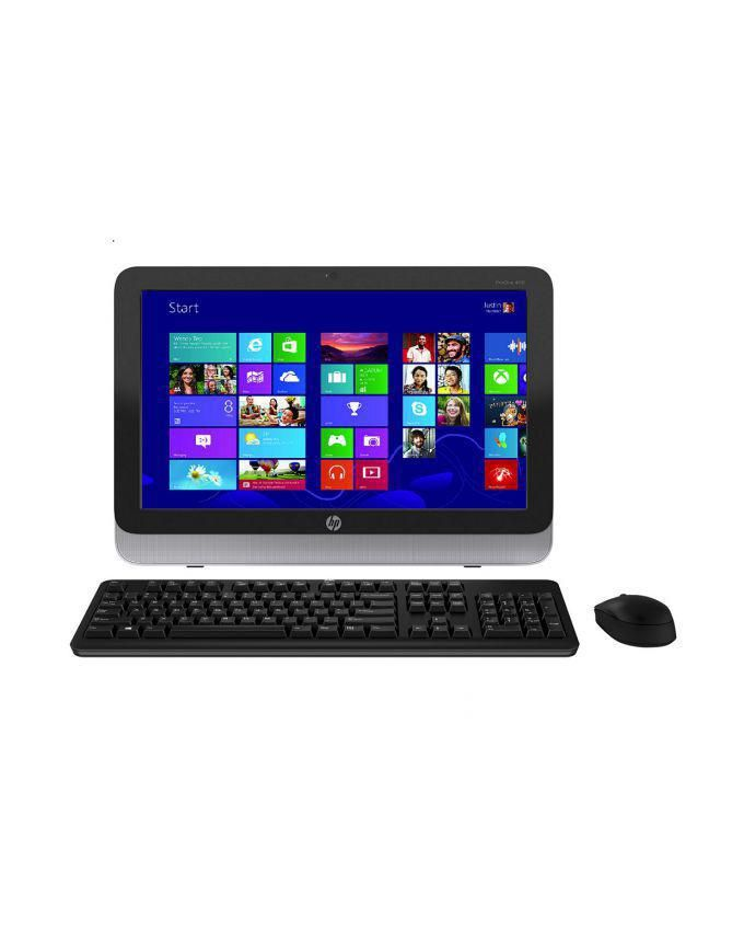 ProOne 400 G1 Intel Dual Core (4GB, 500GB HDD) 19.5-Inch Windows 8 All-in-One Business PC