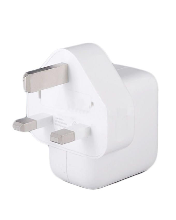 10W USB Power Adapter For iPad- White