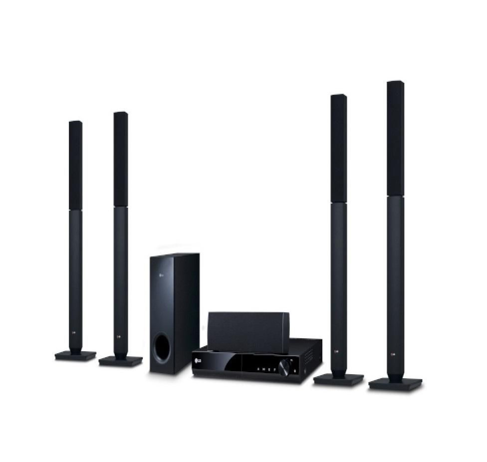 DH4530T 330W DVD Home Theatre System