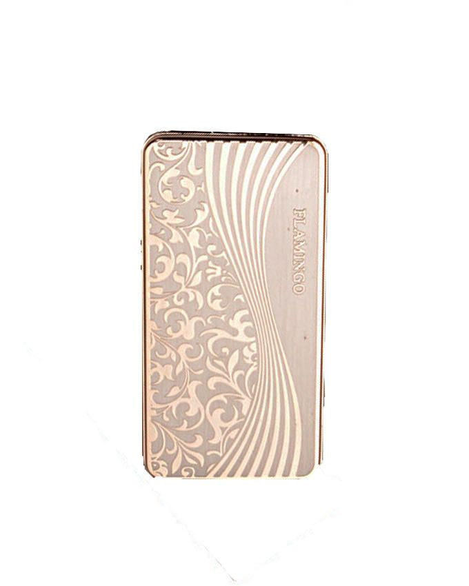 USB Powered Rechargeable Luxury Lighter - Gold