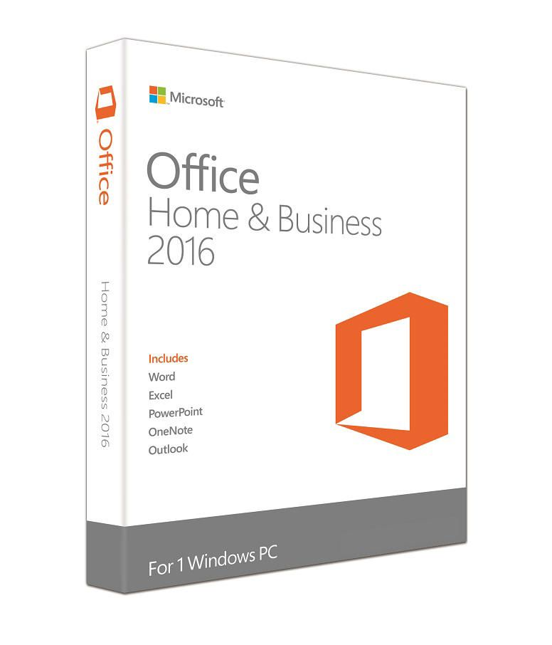 Office Home and Business 2013 DVD - FPP