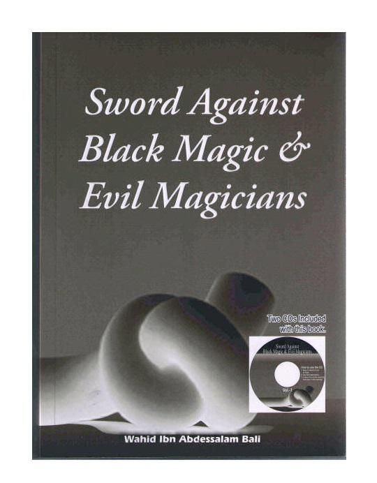 Sword Against Black Magic Evil Magicians with 2 Cd