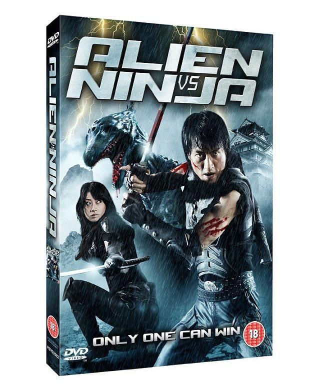 Alien vs Ninja (DVD)
