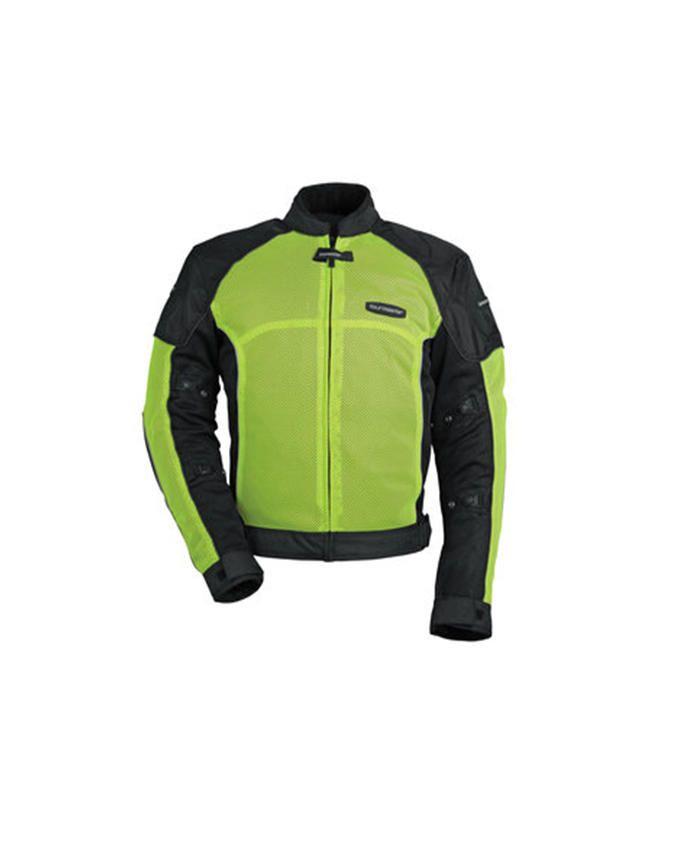 Air Intake Series 3 Jacket - Hi-Viz Yellow