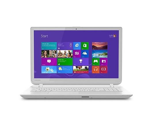 Satellite L55T-B5257W Intel Core i5-2.7GHz (6GB,750GB HDD) 15.6-Inch Windows 8 Laptop - White