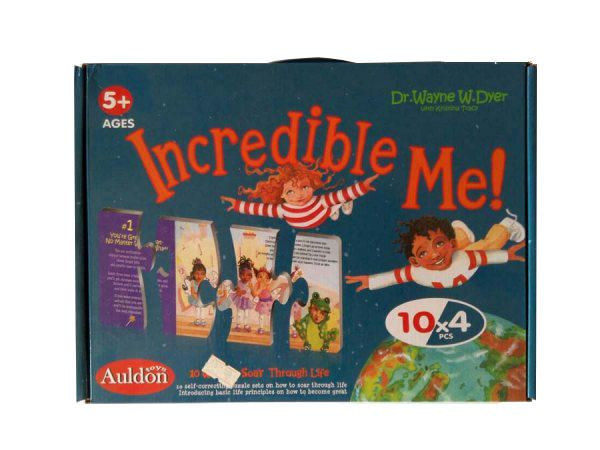 Incredible Me Puzzle - Multi