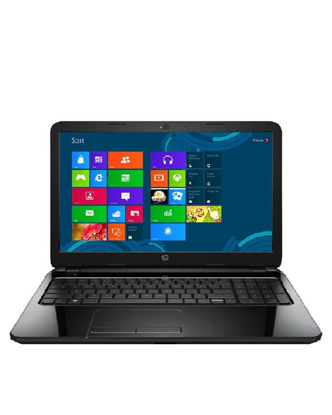 Hp 15-f039wm Intel Celeron 2.0GHz (4GB RAM 500GB HDD) Windows 8.1 Laptop - Black
