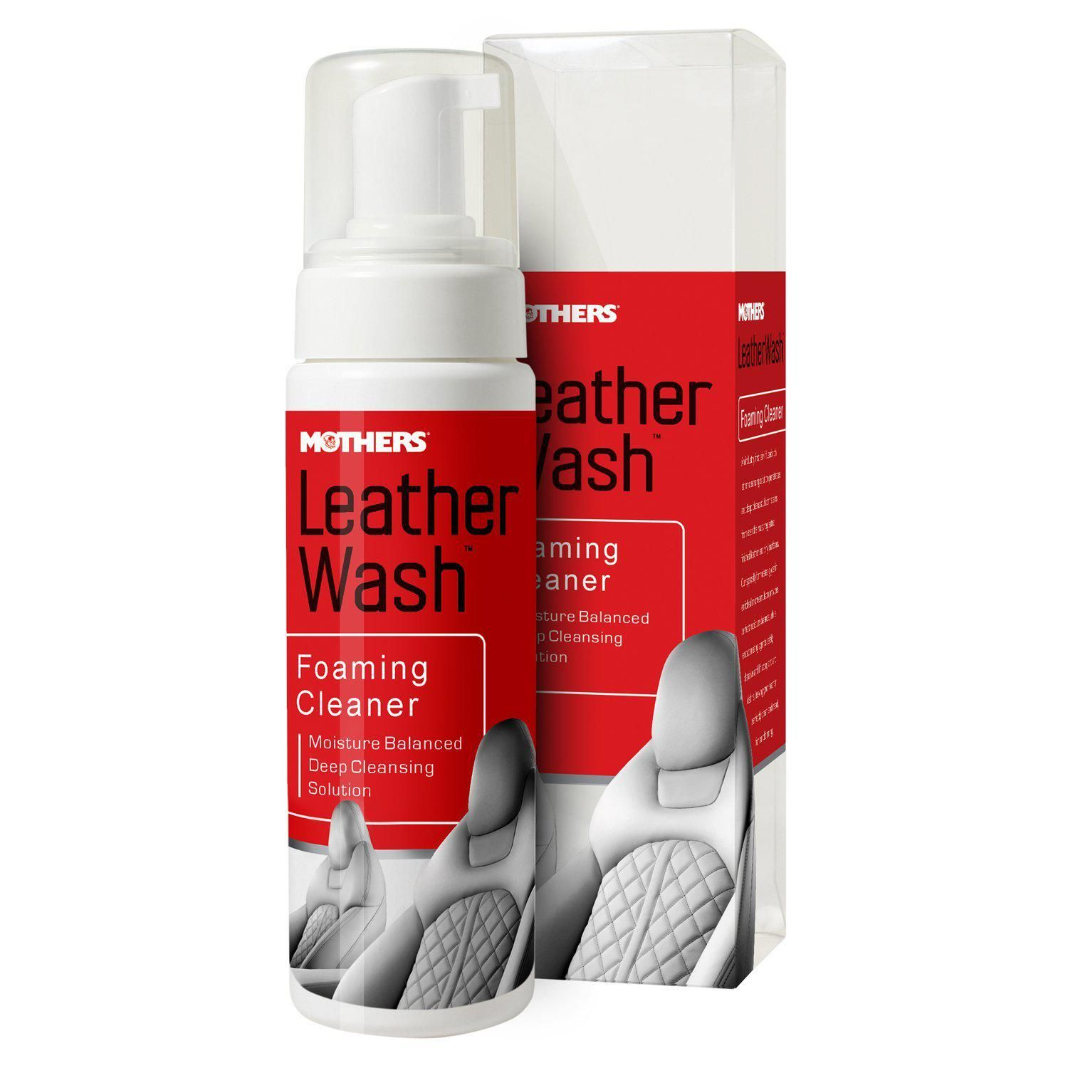 6410 Leathertech Foaming Wash - Cleaner