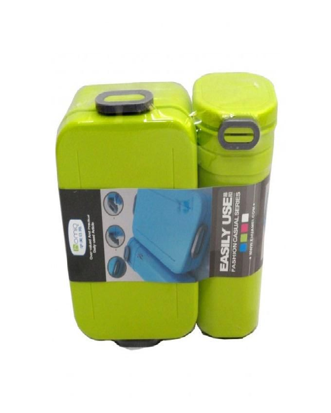 Lunch Box and Water Bottle