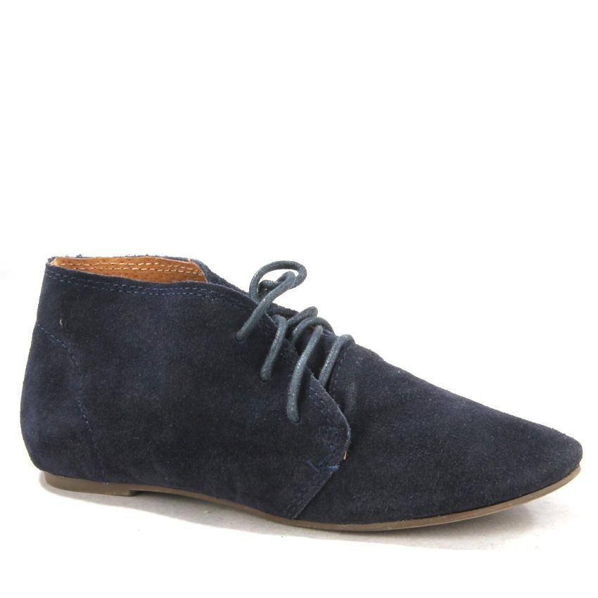Desert Boot - Blue