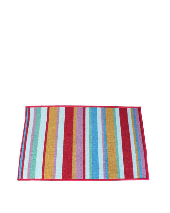 Print Door Mat - Multicolour