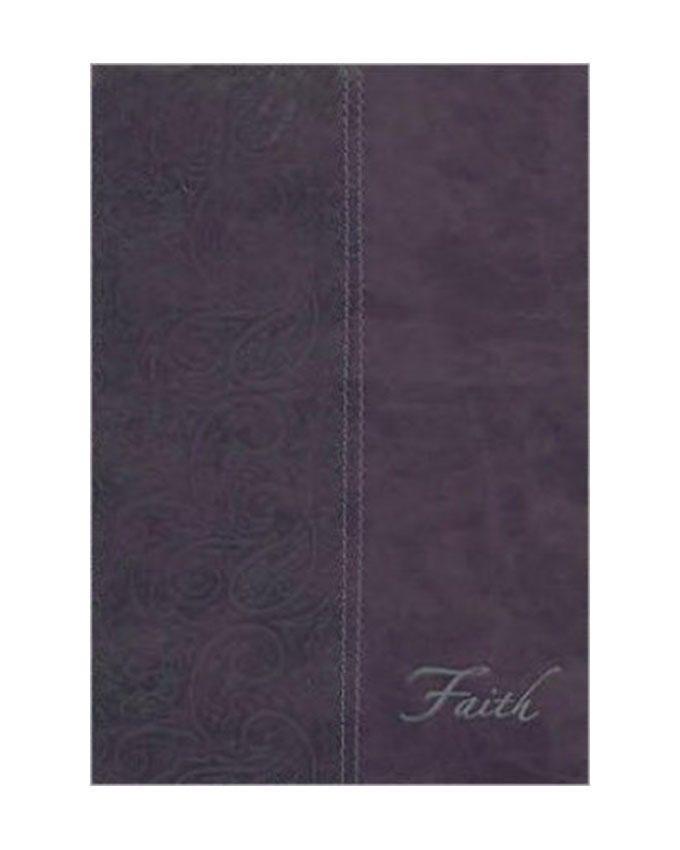 Faith Purple Two Tone