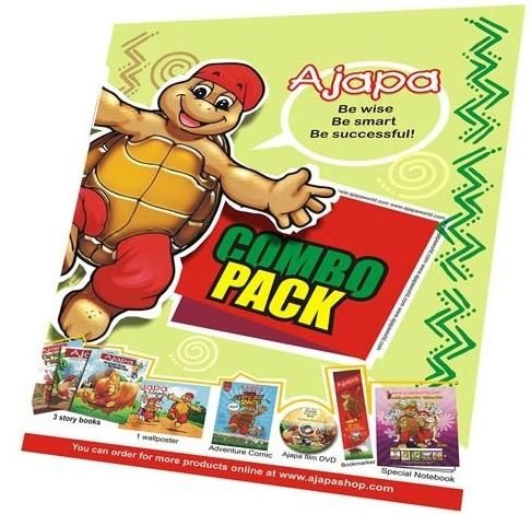 Ajapa Combo Pack