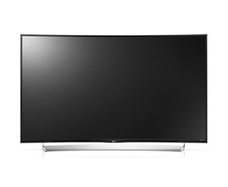 55-Inch 55UG870T Slim Curved 4K UHD Smart LED TV
