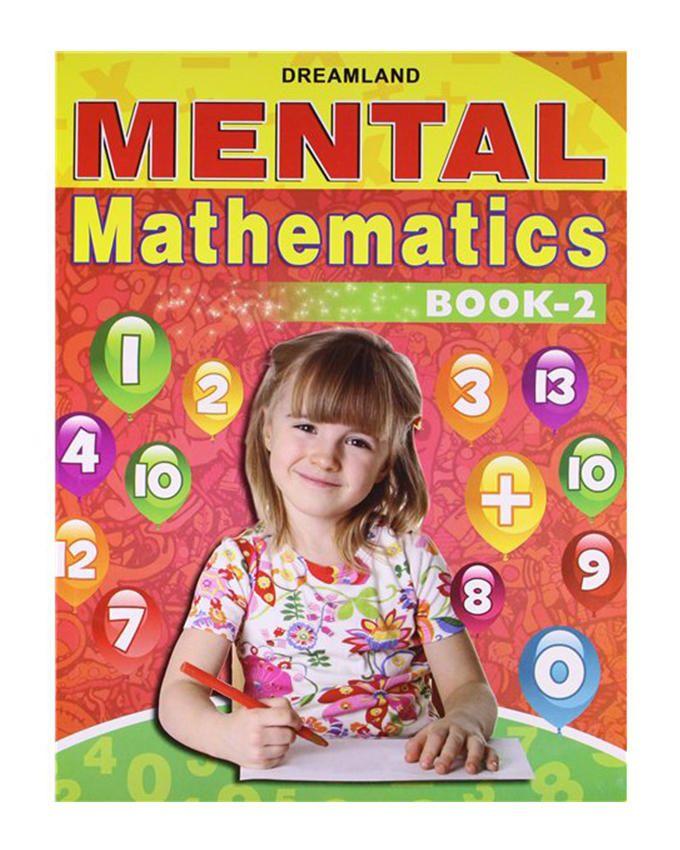 Mental Mathematics Book-2