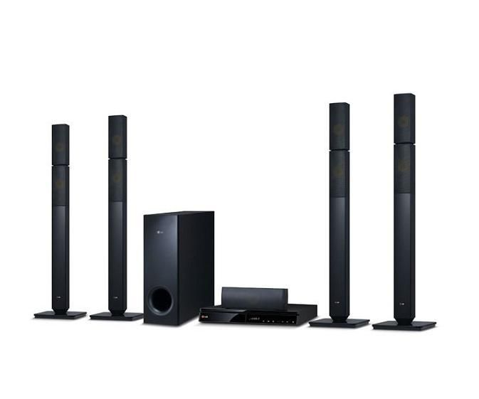 DH6631T 5.1 Channel Home Theatre System
