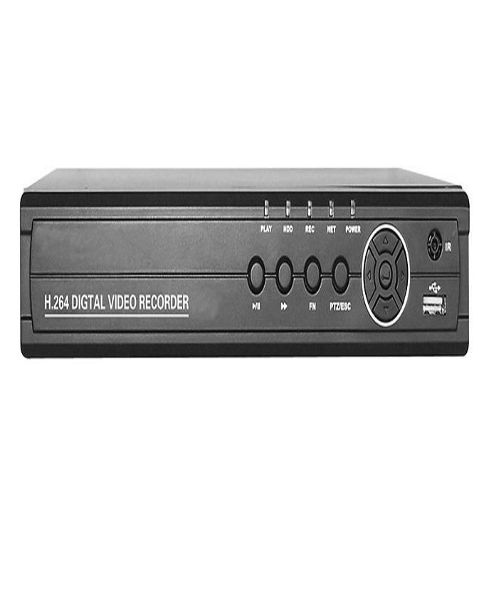 H.264  8CH Digital Video Recorder (DVR)