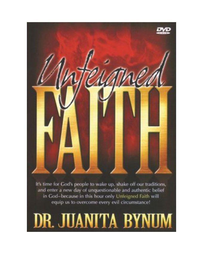 Dvd-j.bynum-unfeigned Faith