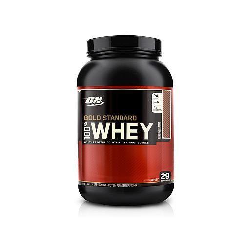 100% Whey Gold Standard Chocolate Malt