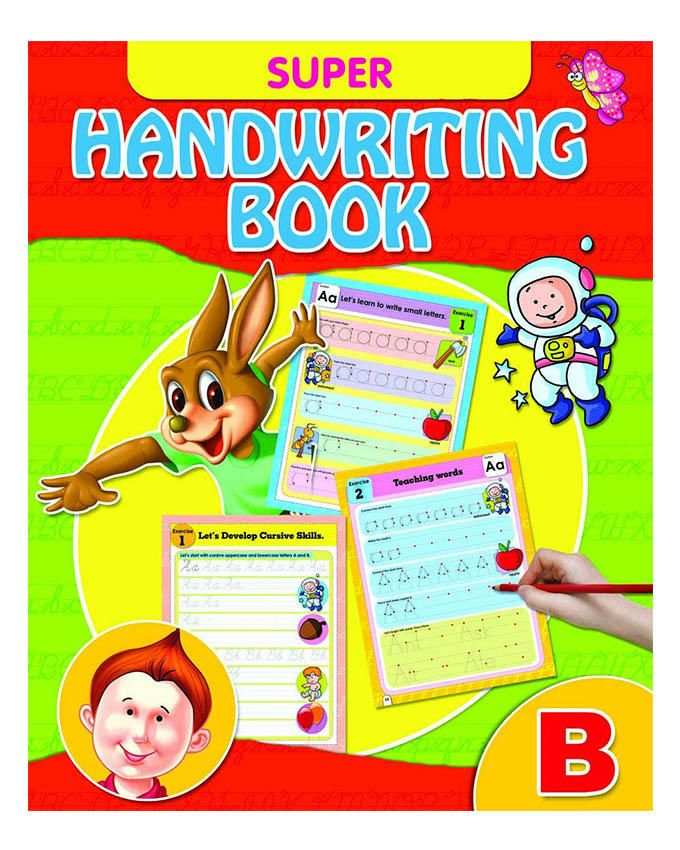 Dreamland Super Handwriting Book B
