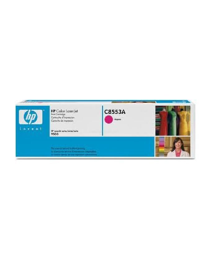 C8553A Toner Cartridge - Magenta