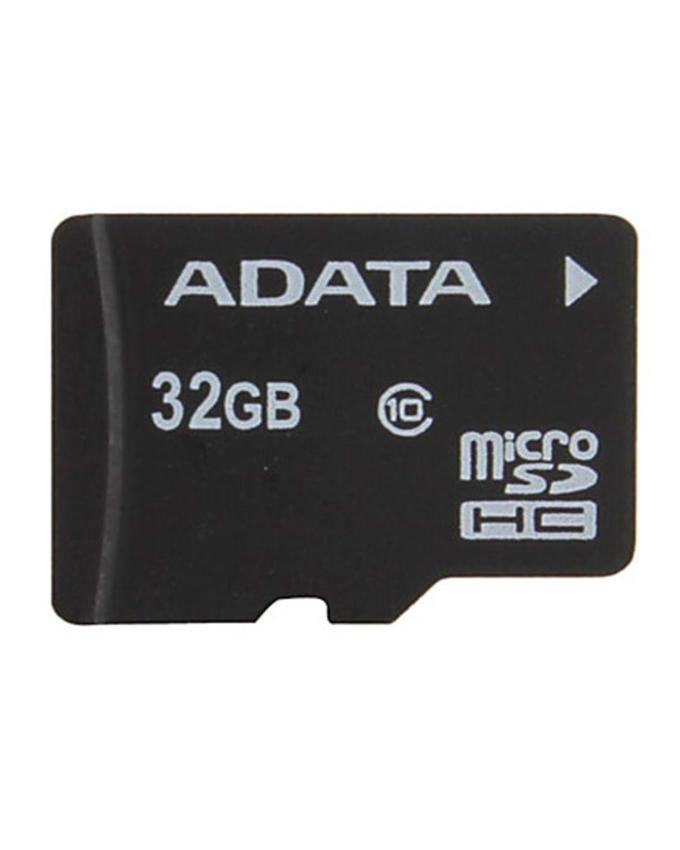 32GB Micro SDHC Memory Card - Black