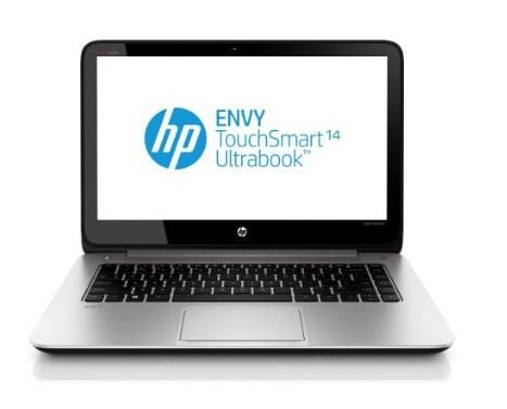Envy TouchSmart 14-k120us Intel Core i5-1.6GHz (8GB,750GB HDD) 14-Inch Windows 8 Laptop