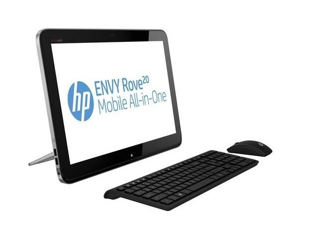 Envy Rove 20-k127c Intel Core i5-1.6GHz (4GB,1TB SSHD) 20-Inch Windows 8 All-In-One Desktop