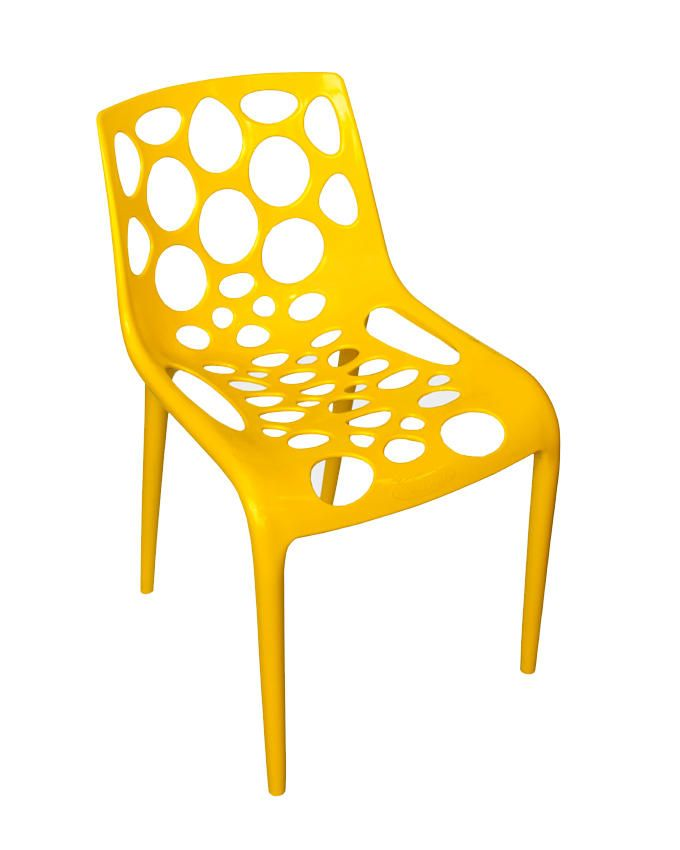 Vegas Chair Yellow