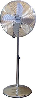 Silver Standing Fan S40M