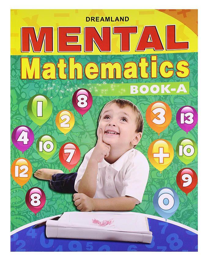 Mental Mathematics Book-A