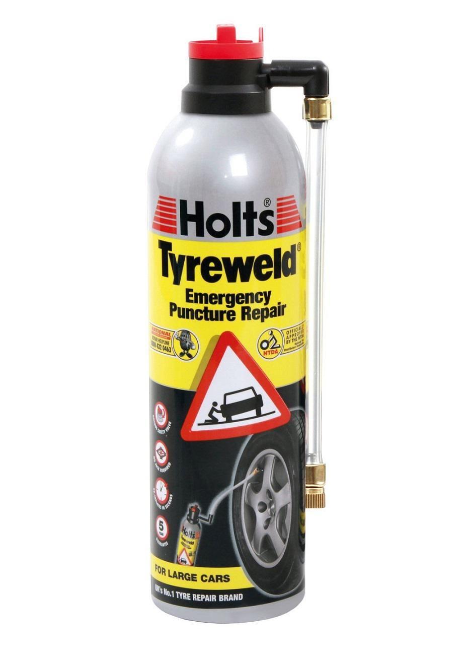 Tyre weld Emergency Puncture Repair - 500ml