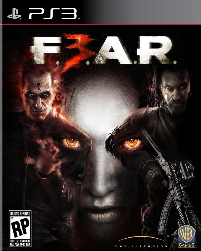 PS3: F.E.A.R. 3 (First Encounter Assault And Recon)