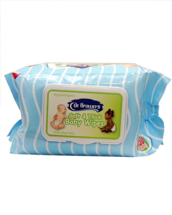 Soft And Thick Baby Wipes - 150 sheets
