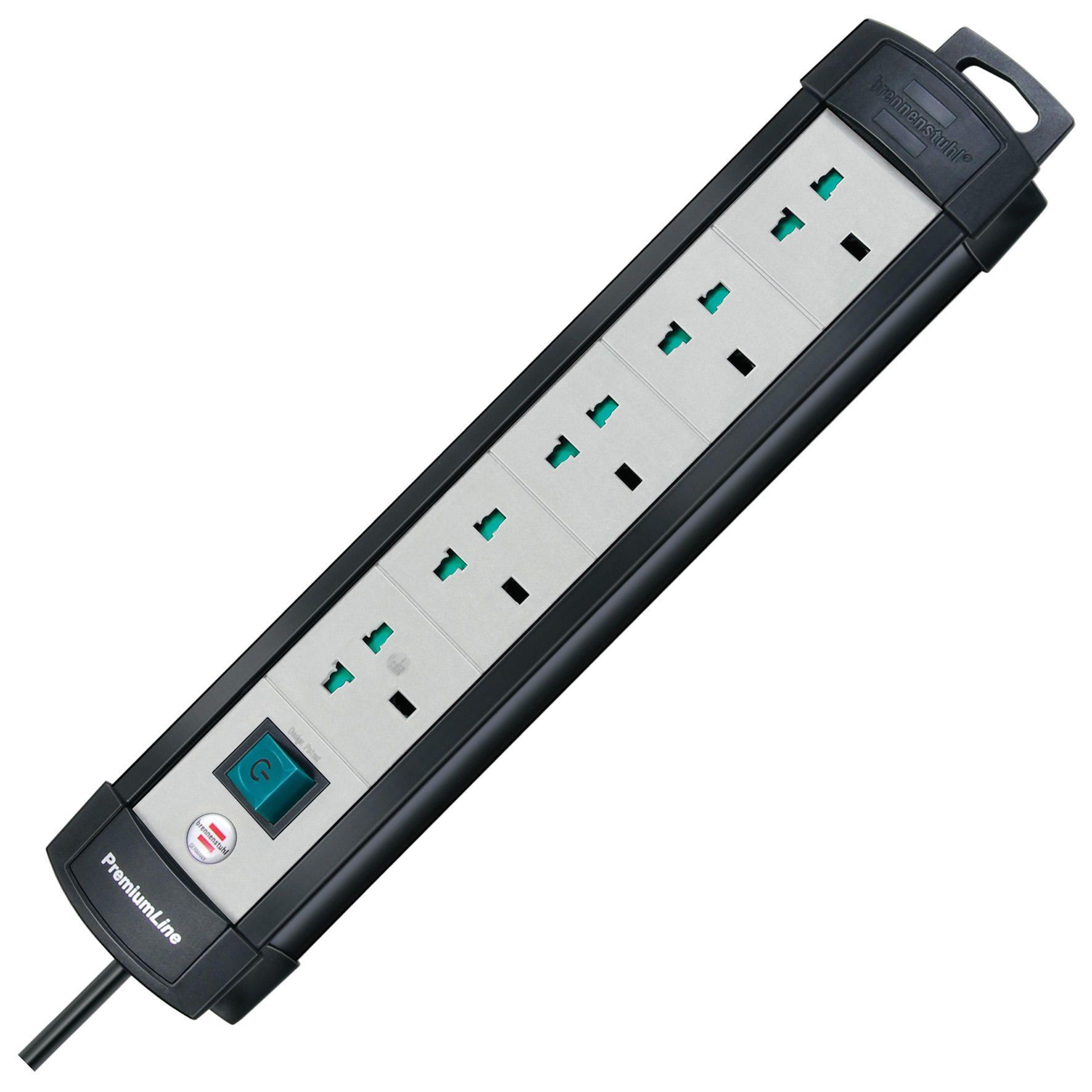 Prem. Multi-Line Extension Socket